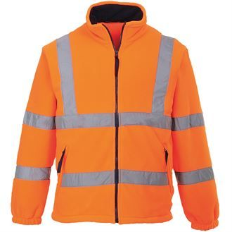 F300 Hi Visibility Fleece Jacket